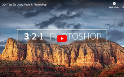 20 Helpful Tips for Using Tools in Photoshop in Just Two Minutes