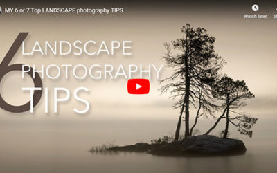 Helpful Tips for Better Landscape Photography