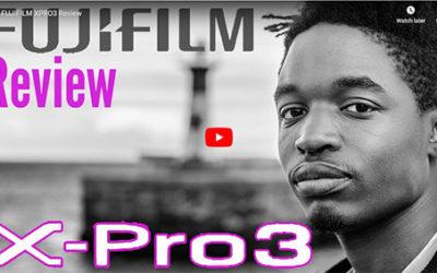 John Armstrong Fujifilm XPRO3 Review