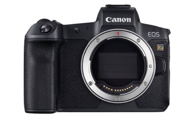 Shoot for the stars – Canon expands its full frame range with an astrophotography camera