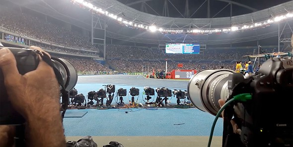 'One Shot' shows what it takes to capture an iconic image at the Olympic games
